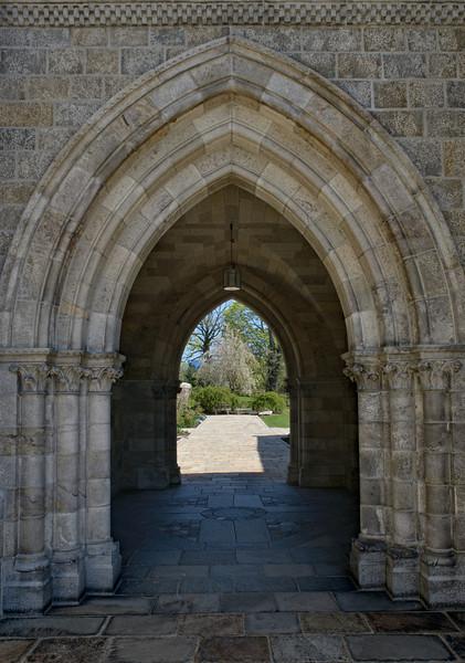 Gothic Arches at Bryn Athyn Cathedral