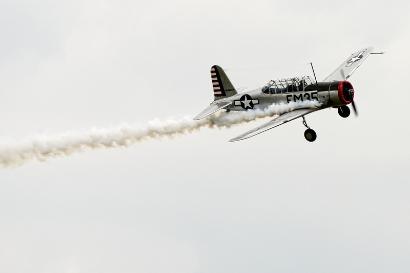 "NORTH AMERICAN SNJ-4  ""TEXAN"""