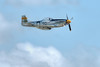 "NORTH AMERICAN P-51D ""MUSTANG"" 'THE BRAT III'"