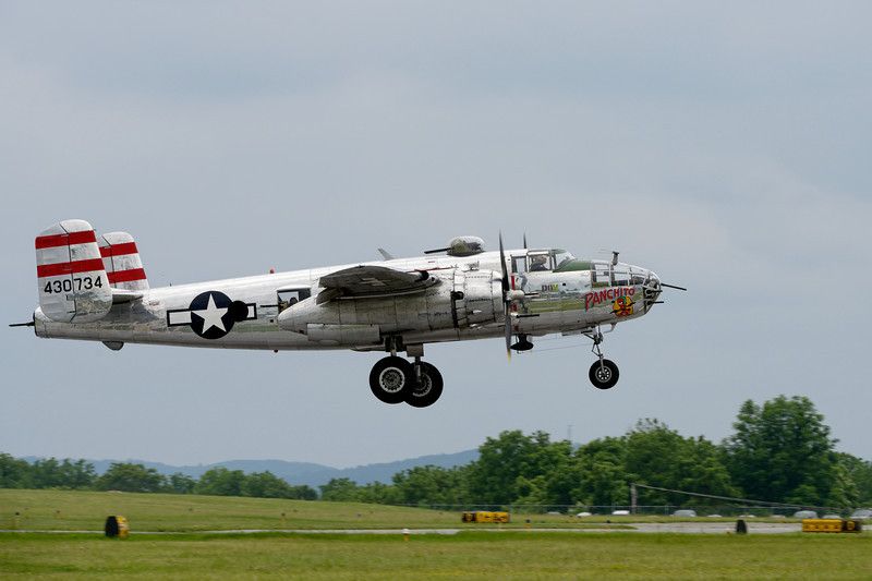 "NORTH AMERICAN B-25J ""MITCHELL"" 'PANCHITO'"