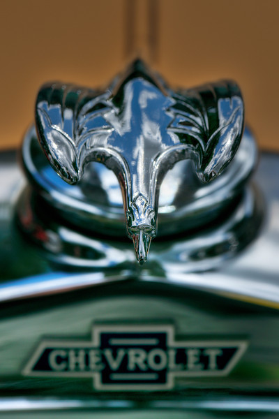 1932 Chevolet Hood Ornament