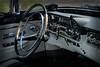 Inside a 1957 Cadillac Eldorado Brougham