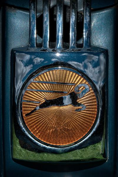 1920s Dodge Brothers Emblem