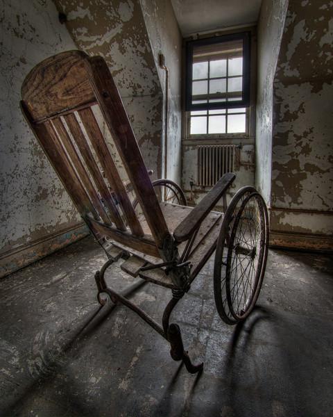 Sentinel Wheelchair