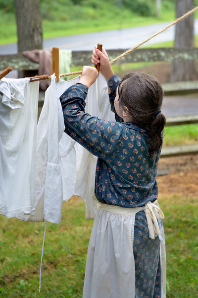 Hanging Up to Dry