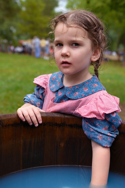 """A Look of """"Wise Beyond Her Years"""""""