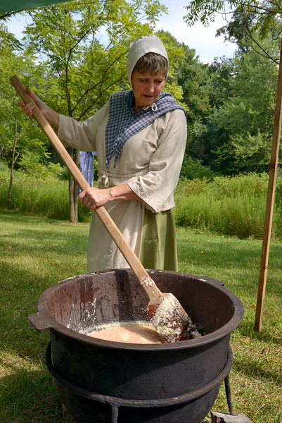 Stirring Soap