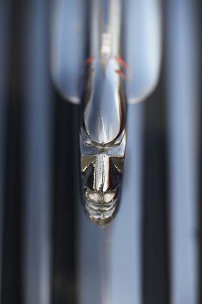 1950s Pontiac Hood Ornament