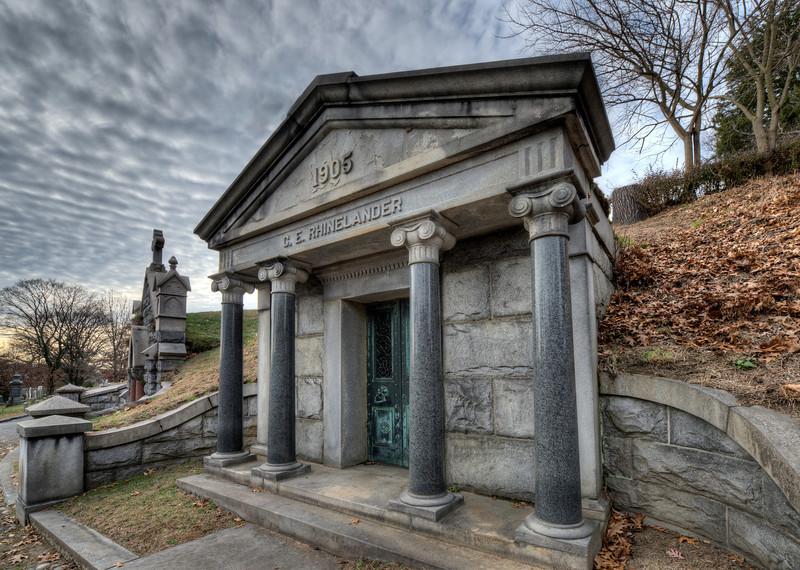 Rhinelander Crypt