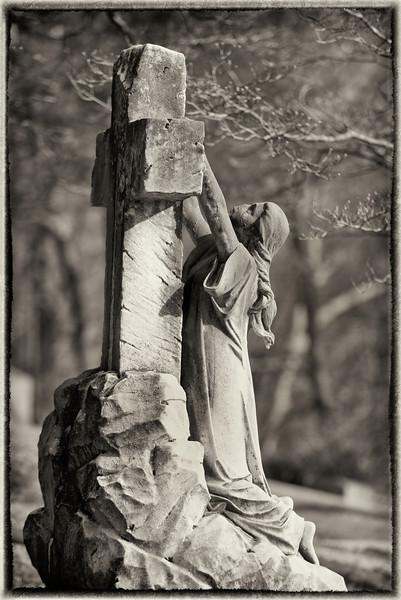 Hanging onto Faith<br /> Dibble Monument