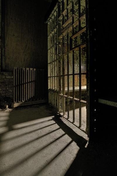 Basement Jail