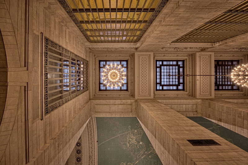 Passageway Ceiling (2h)