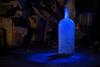 Radioactive Blue Bottle