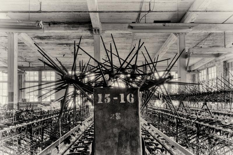 Silk Thread Making Machinery