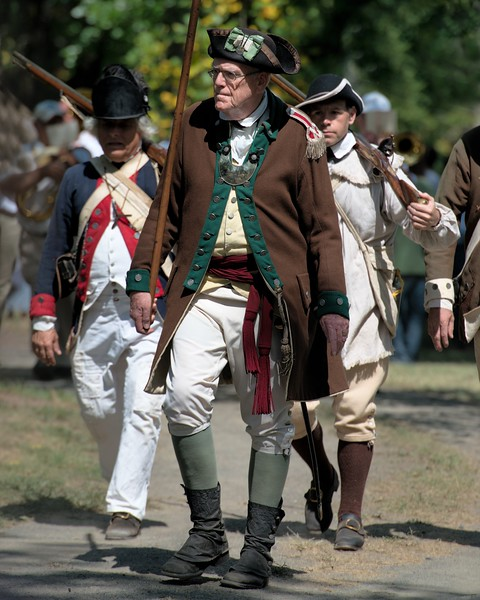 Washington's Troops