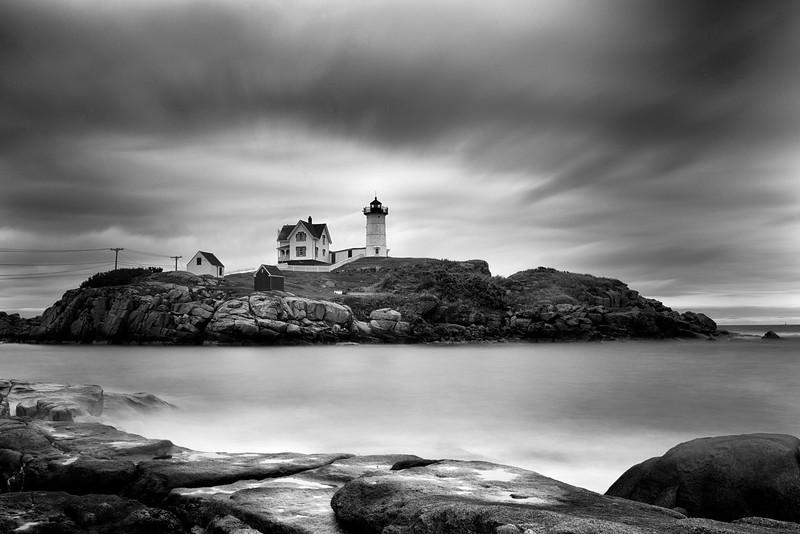 Cape Neddick Light (aka Nubble Light) York, Maine