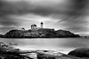 Cape Neddick Light (aka Nubble Light) York, Maine