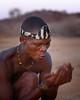 Bushman Telling a Story
