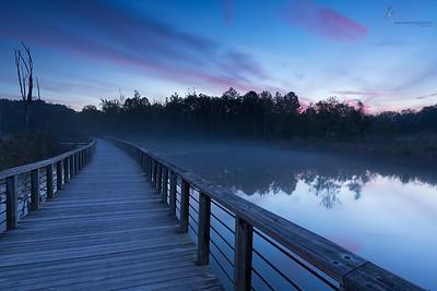 Beaver Marsh Dawn Cuyahoga Valley National Park, Ohio