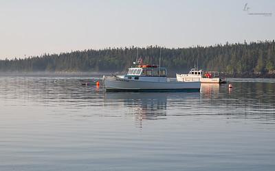 """Barbara Frost, Bold Coast Charter CompanyCutler, Maine"
