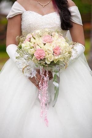 Monisha Ravishankar and Arjun Thomas married at The Green Meadows on July 20, 2012 in Chennai, India.  Photography By Shannon Zirkle.