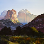 Good Morning Beautiful - Zion National Park