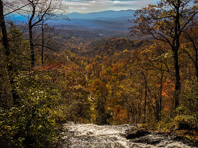 Amicalola Falls, North Georgia Mountains