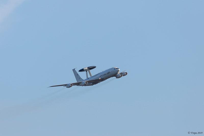 E-3A Sentry AWACS