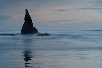 Witch's Hat at Bandon Beach. (1st, Digital Travel, N4C Sept 2012)