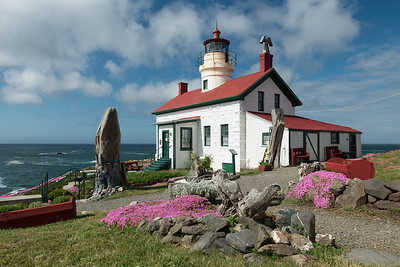 Battery Point Lighthouse. HM in Digital Travel, N4C March 2018.