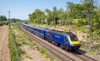1A83 1000 Penzance to London Paddington