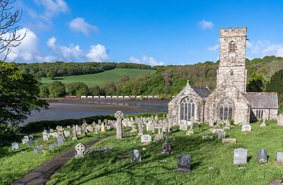 100518,  66187 disturbs the peace at St Winnow with the 6G06  07:39 Goonbarrow-Fowey