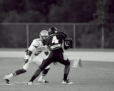 Football Tango - Orlando Camera Club 2nd place Mono November 2011