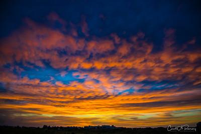 Clermont Fl Sunset