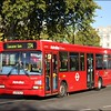 Metroline Alexander Dennis Pointer2 Dart SLF, DLD703 (LK55KLX), heads along Cumberland Gate, towards Bayswater Road, while operating a route 274 journey to Lancaster Gate – 25 October 2017.