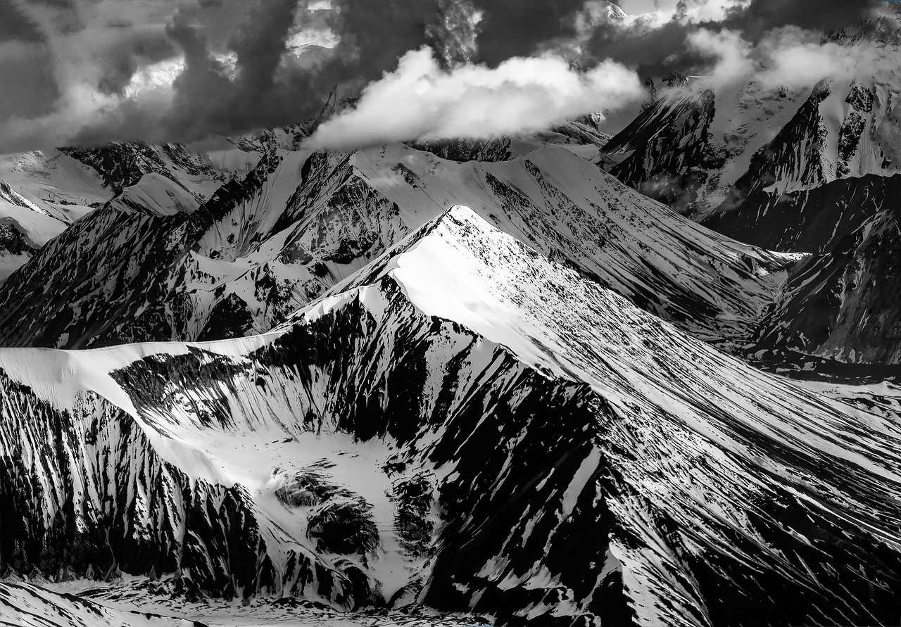 Alaska Range 1,  Denali National Park