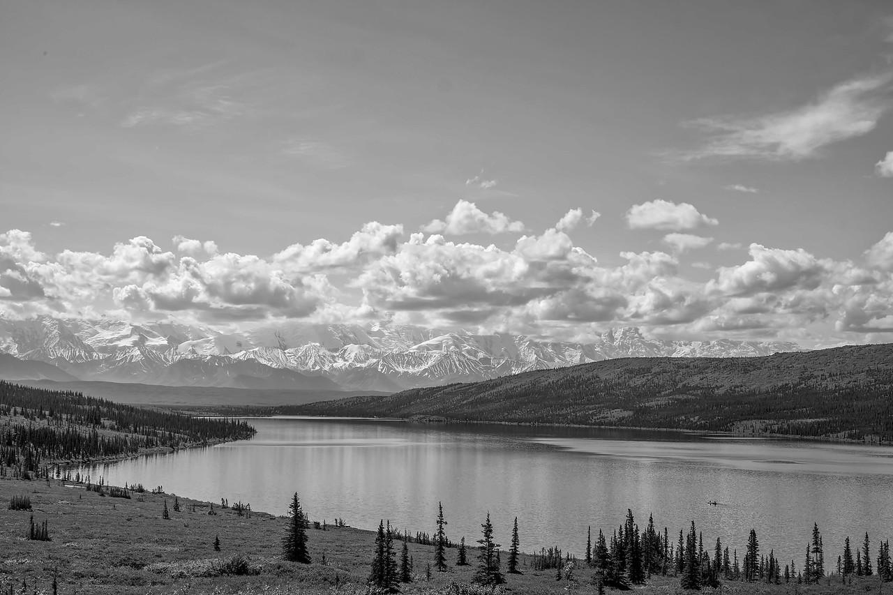 Wonder Lake, Denali National Park