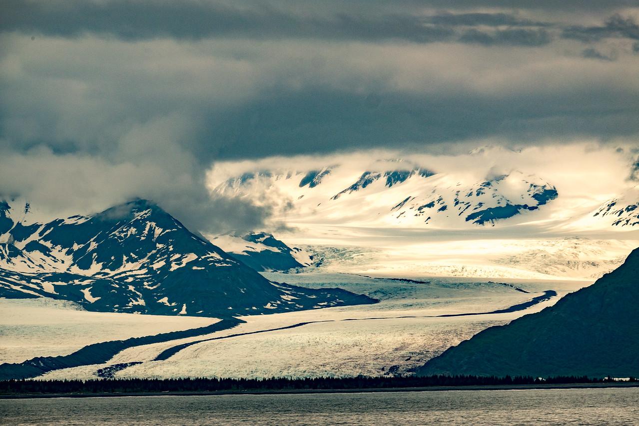 Harding Icefield, Kenai Fjords National Park