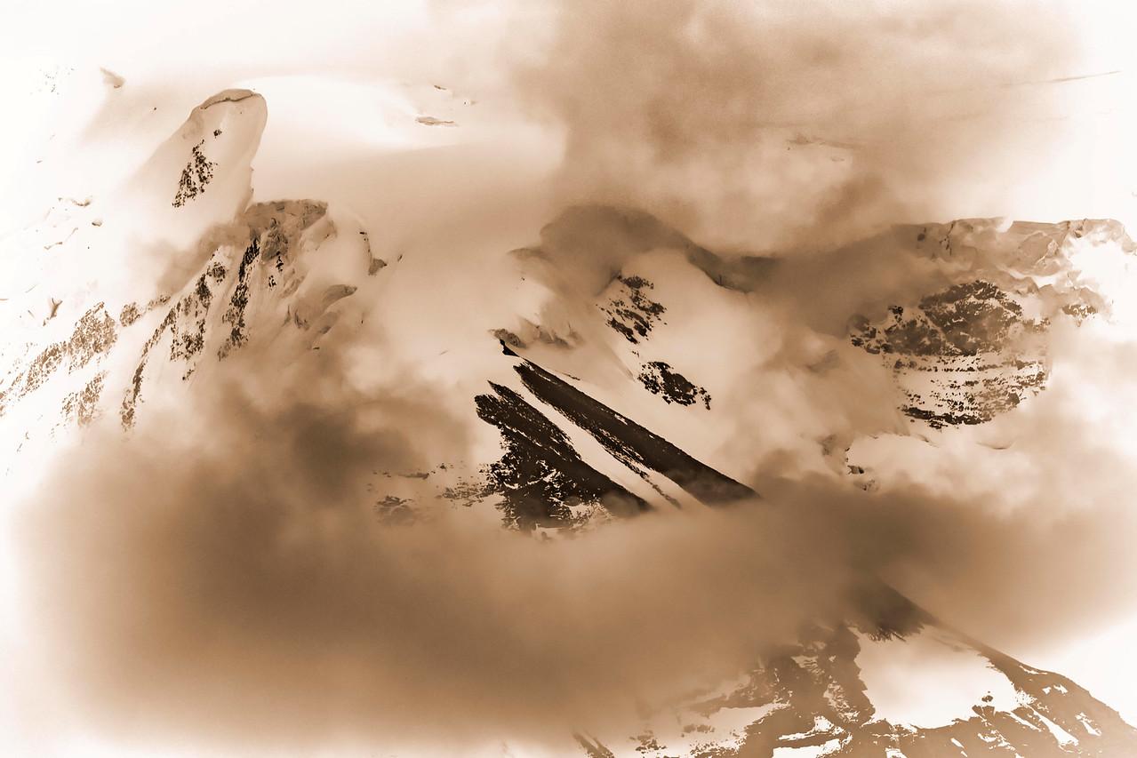 Mt. Denali Abstract 1,  Denali National Park