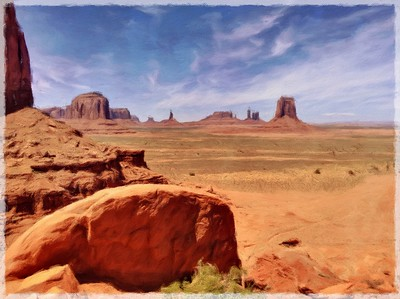 Monument Valley NP, UT