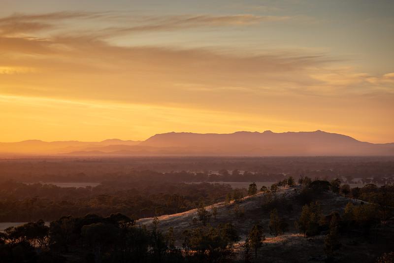 Wangaratta Sunrise