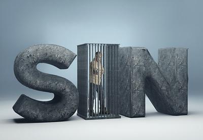 Man in prison in SIN
