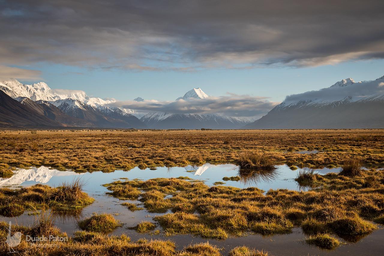 Aoraki / Mount Cook - New Zealand