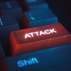 Attack Key on Keyboard
