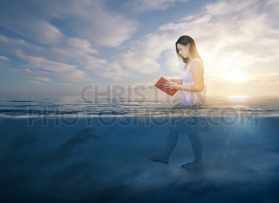 Reading the Bible in deep waters