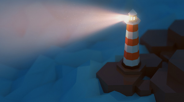 Small Lighthouse Illustration