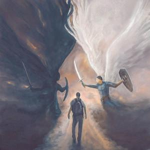 Spiritual Warfare Painting