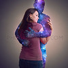 Hugging the universe