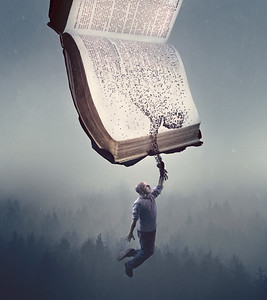 Hanging on to God's Word