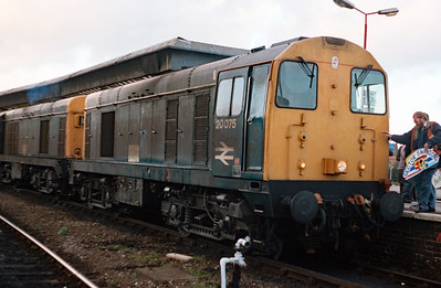 20 075 at Derby on 2nd April 1994